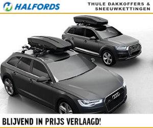 Halfords Thule dakdragers