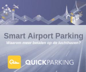 Parkeren luchthavens Nederland