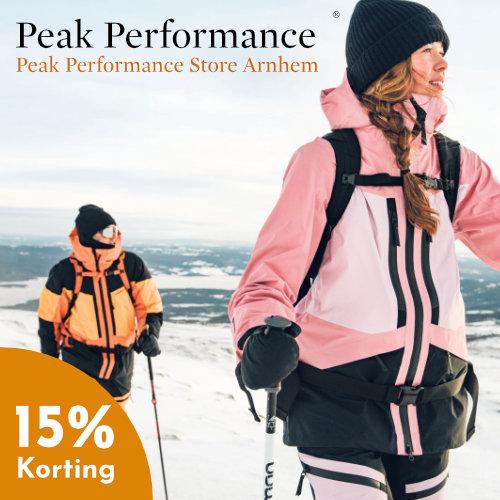 Peak Performance Store Arnhem