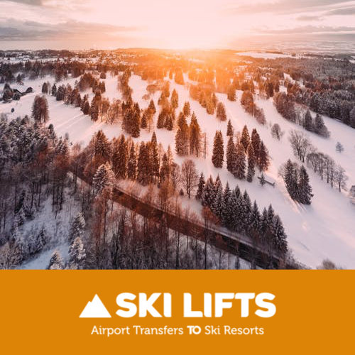 Ski Lifts Airport Transfers to Ski Resorts
